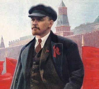 Algunos libros de Lenin