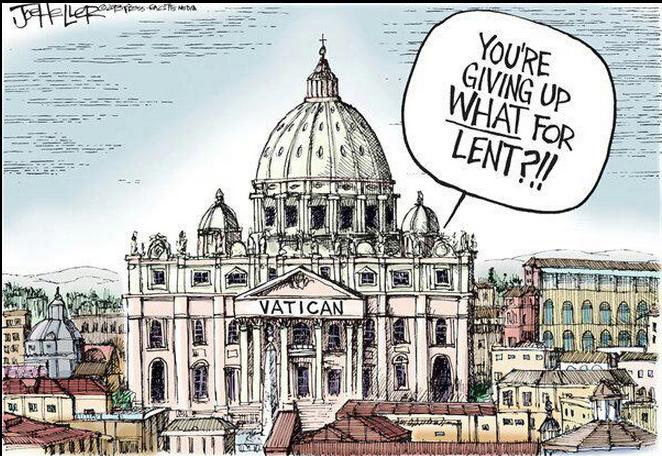 katolsk faste