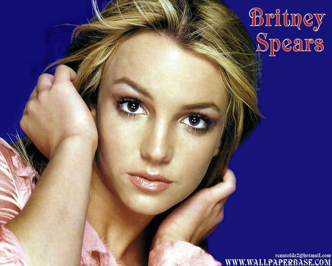Adobe photoshop learning britney spears convert to avatar using firstly open your face baditri Images