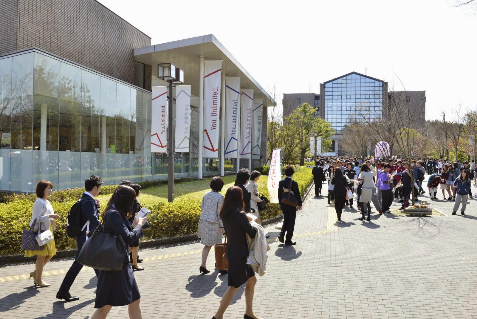 Trường đại học Ryukoku Nhật Bản