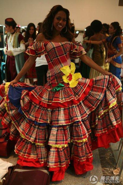 Jamaican Costume For Women