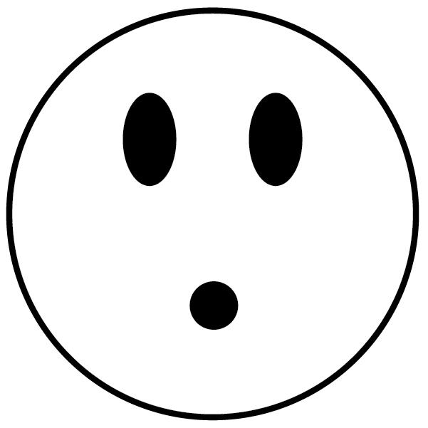 Ghost smiley face the scream smiley face skull smiley face
