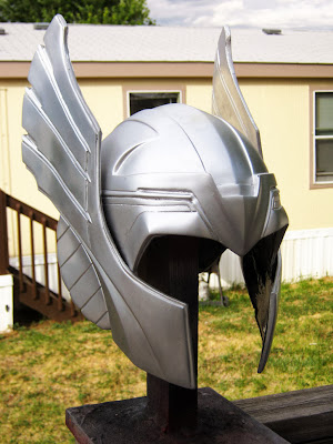 10 cascos y yelmos míticos del cine de acción y fantasia: Thor