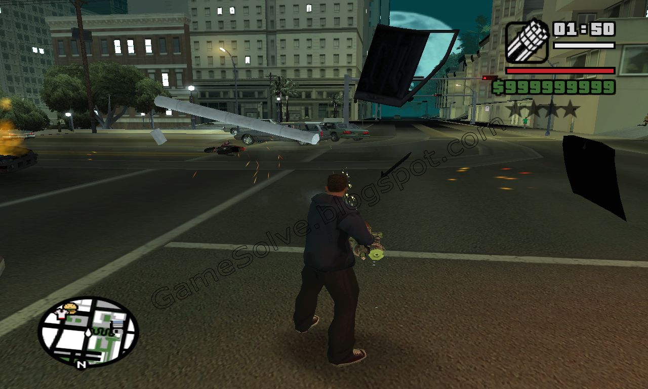 Free Download Game GTA San Andreas RIP