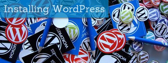 Bunch of WordPress badges
