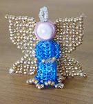 sky blue angel