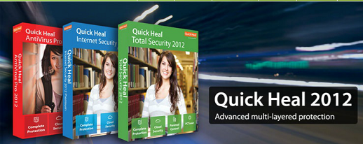 Download Quick Heal Antivirus, Internet &amp; Total Security 2012 [Offline Installer, Downloads Links]