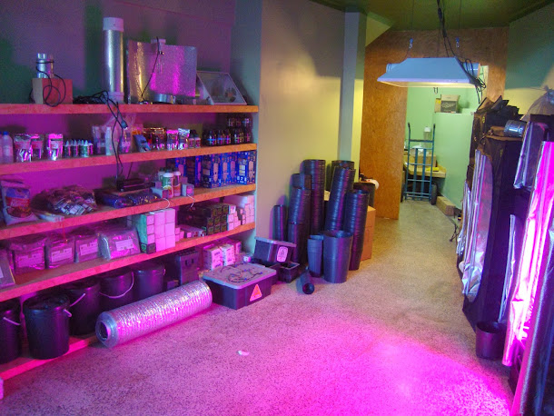 A Raiz Cultivo Indoor mudou de endereço..