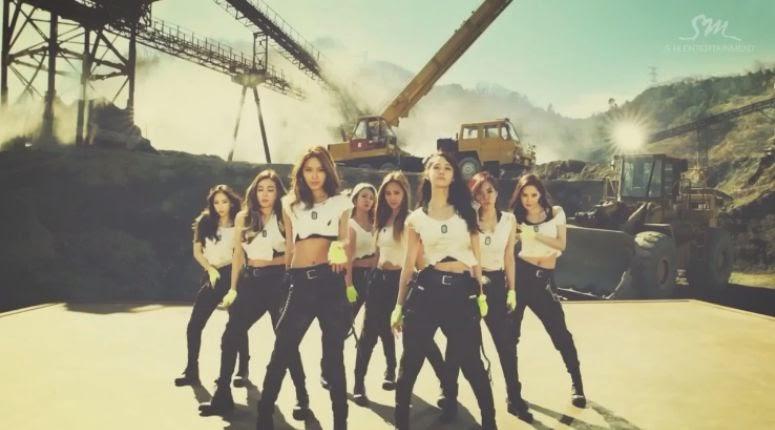 girls generation catch me if you can mv teaser girls generation catch me if you can girls generation comeback Taeyeon Sunny Tiffany Hyoyeon Yuri Sooyoung Yoona Seohyun enjoy korea hui K-pop k pop