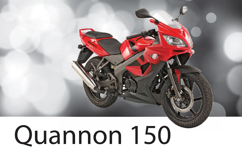 2011 Kymco Quannon 150