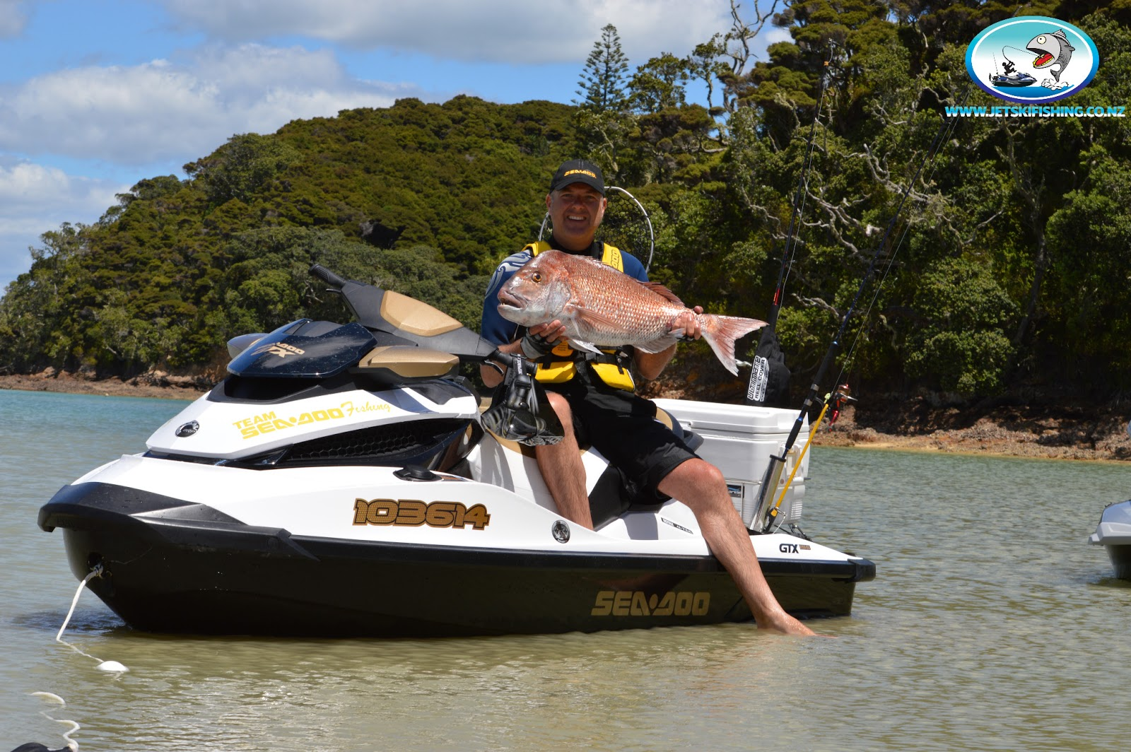 Jet ski fishing blog february 2013 for Fishing jet ski