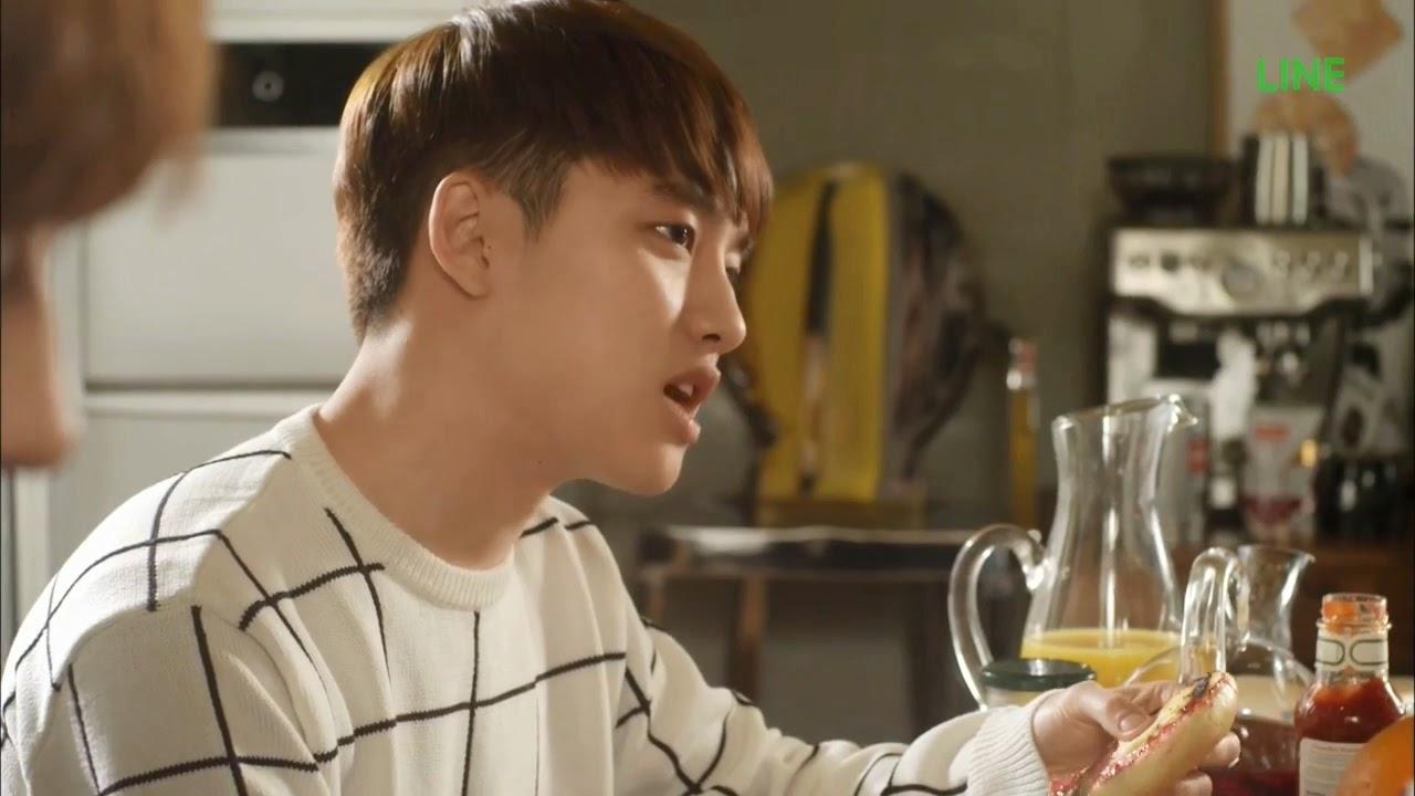 boys   drama review exo  door episode