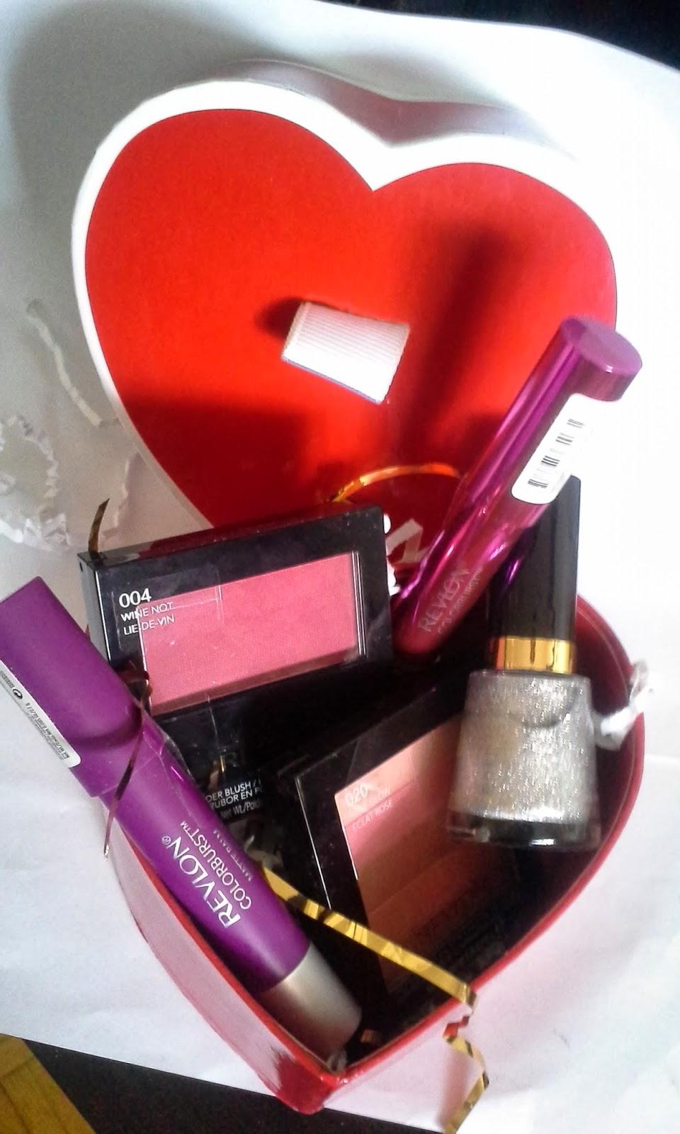 Revlon Colorburst Matte Balm, Colorburst Lacquer Balm, Nail Enamel, Powder Blush, Highlighting Palette Beauty Review Melani.Ps Makeup Nail polish Toronto The Purple Scarf