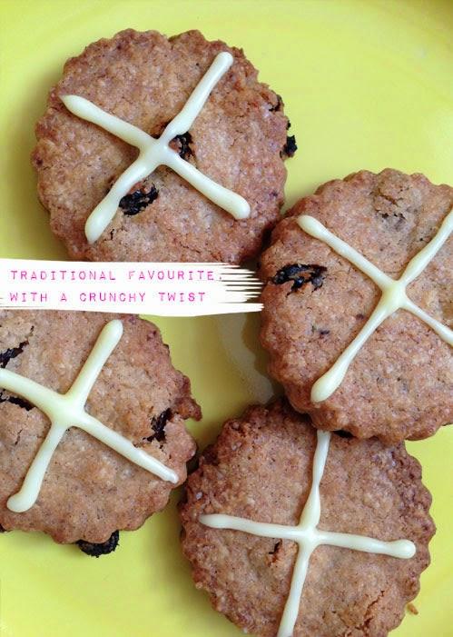 Brit Decor : Home Page: Brit Decor Bakes: Hot-Cross Biscuits