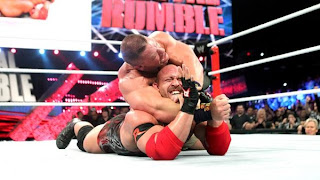Ryback vs John Cena