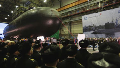 Novorossiysk, kapal selam dari Project 636