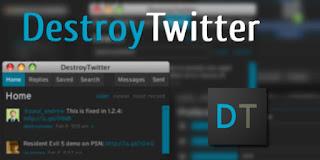 Destroy Twitter Download