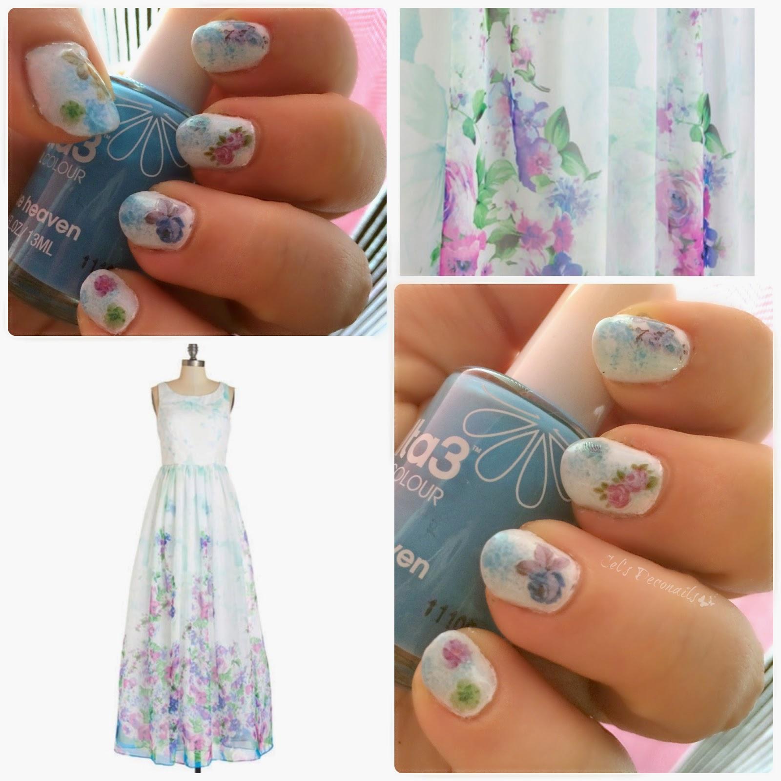 Cel\'s kawaii nail beauty and deco blog: July 2014