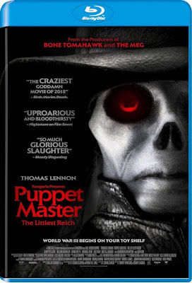 Puppet Master The Littlest Reich BD25 Sub