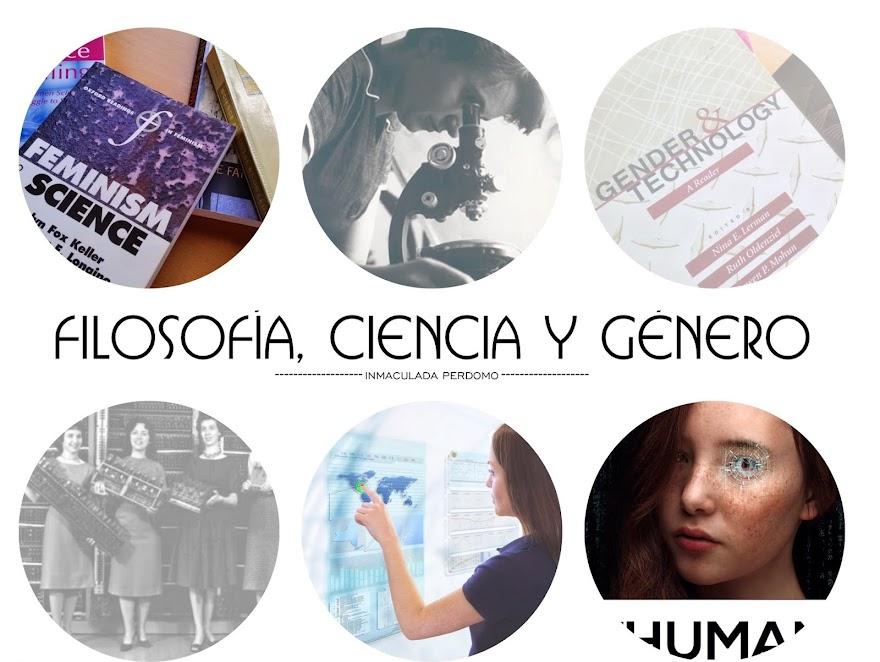Filosofía, ciencia y género