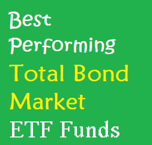 Best Performing Total Bond Market ETF Funds - 2014