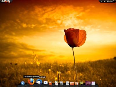 Cairo dock Ittwist Ubuntu 1