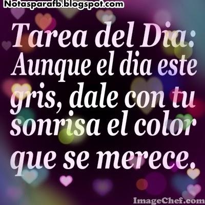 Imagechef de Tarea del Dia