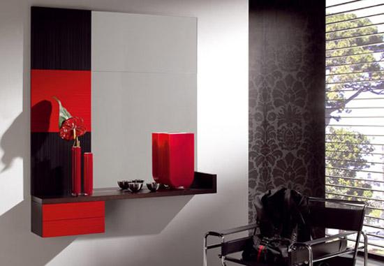 Recibidores modernos e innovadores azdeco - Recibidores minimalistas ...