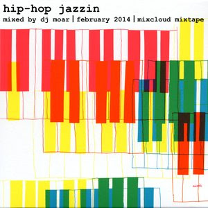 DJ Moar - Hip-Hop Jazzin (February Mixtape) (2014)