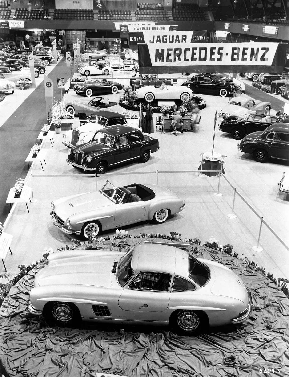 The automobile and american life a great investment for Mercedes benz us international