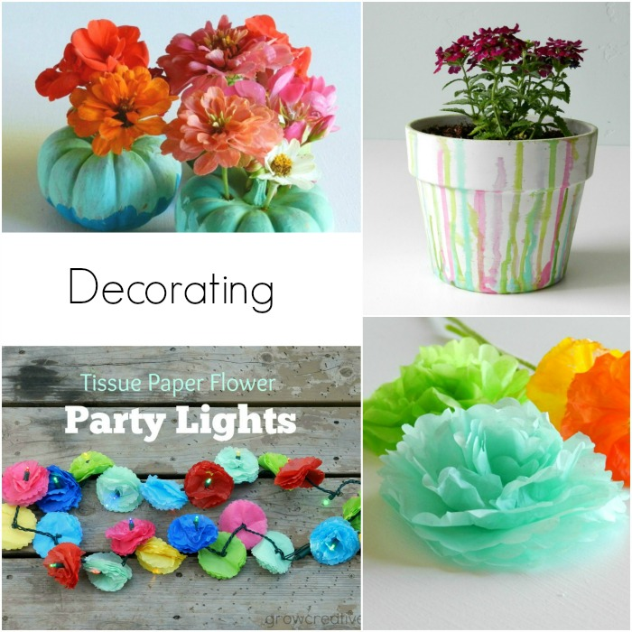 Best Decorating Projects in 2014: Grow Creative