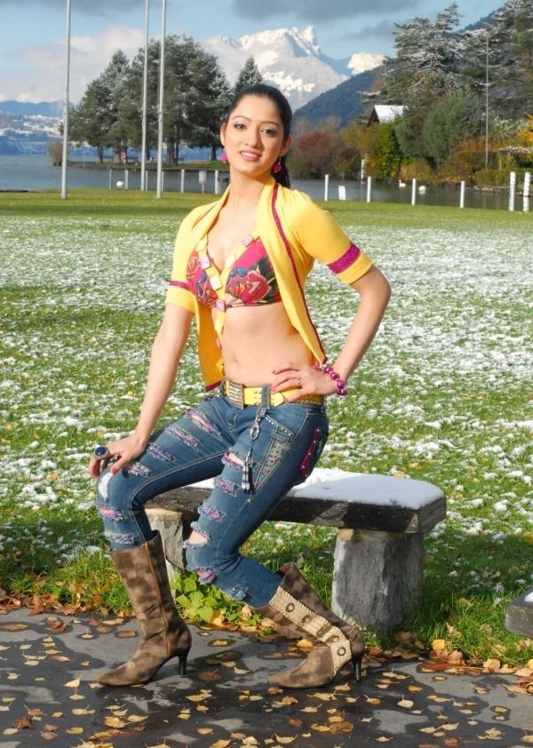 Richa Panai latest hot pics