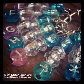 DIY Stitch Markers - One of my Favorite Things for Crochet