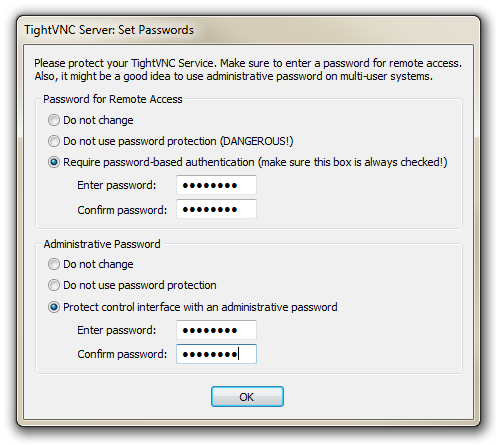 D3.js Tips and Tricks: Setting up remote access using TightVNC on a Raspberry Pi