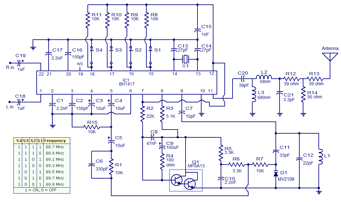 Car Am Fm Radio Schematic on wiring diagram for lifier