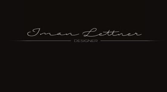 Iman Lettner fashion designer