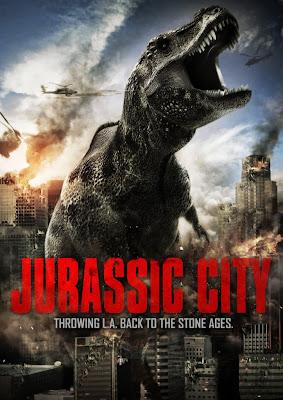 Jurassic City 2014 Bluray 720p 675MB