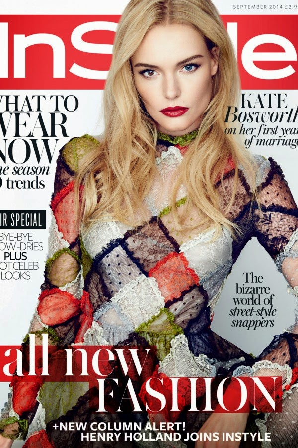 arts cross stitch kate bosworth instyle magazine uk september 2014. Black Bedroom Furniture Sets. Home Design Ideas