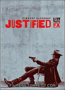 Justified 3 Temporada Torrent HDTV