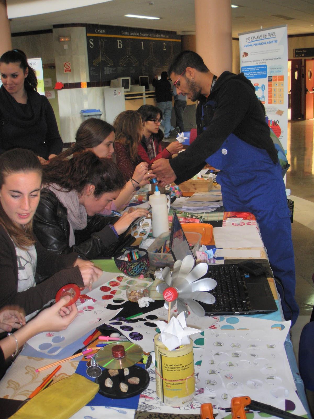 Oficina para la sostenibilidad uca abril 2012 for Oficina correos cadiz