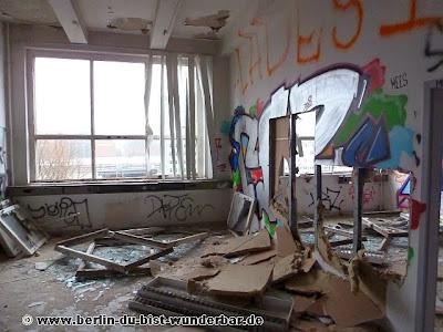 verlassene, Gebäude, Haus, hotel, industrie, urban exploring, spree, spreeufer, mediaspree, ostbahnhof