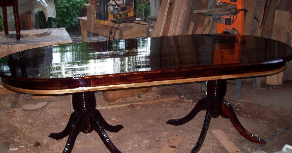 Muebles de cedro rojo  Veracruz Comedor tallado fino