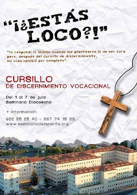 CURSILLO DE DISCERNIMIENTO