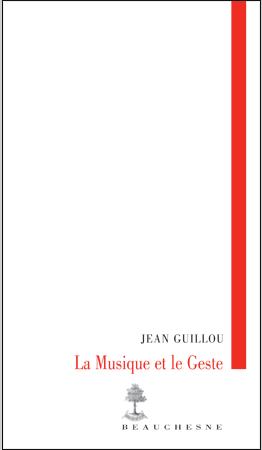 Jean Guillou aux éditions Beauchesne