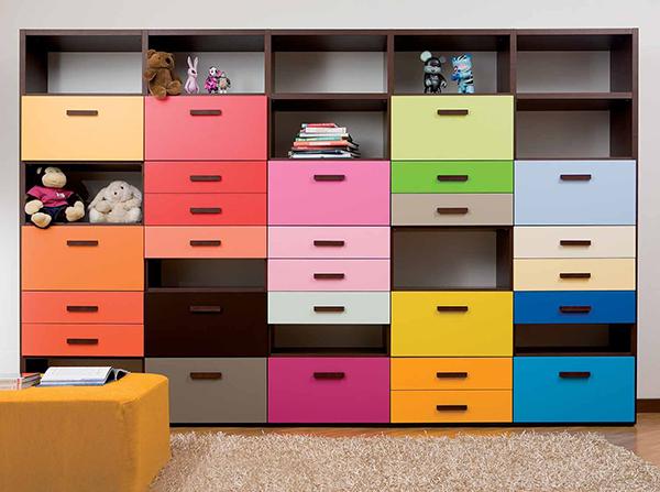 10 ideas de decoraci n de dormitorio para ni os - Diseno de habitaciones pequenas ...