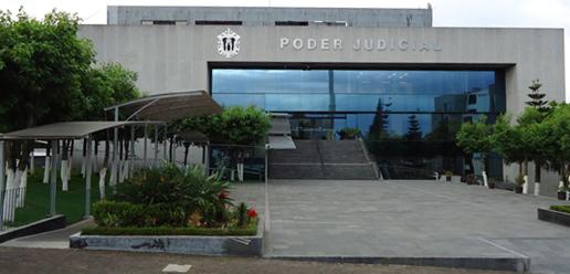 Poder Judicial de Veracruz suspende labores este jueves 10 de agosto a causa del huracán