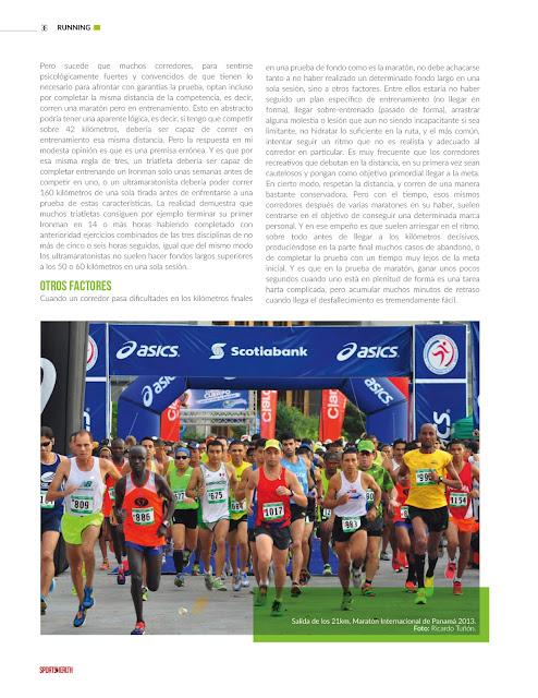 long run maraton
