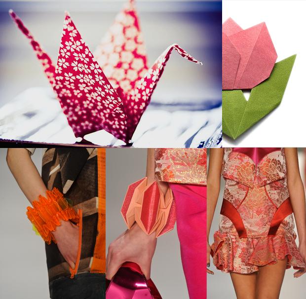 a moda origami_SPFW_verão 2013_triton_origami
