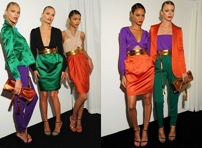 color block 2011 Color Blocking