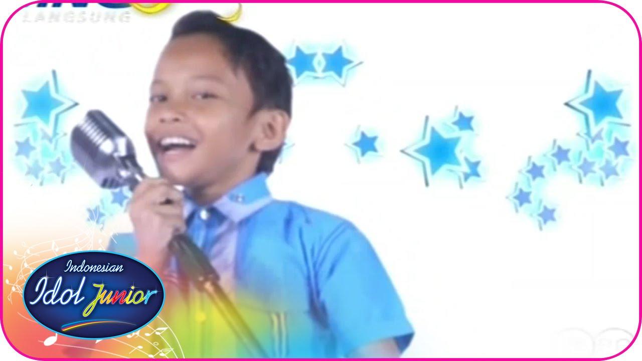 Jojo Idol Junior - Titip Rindu Untuk Ayah